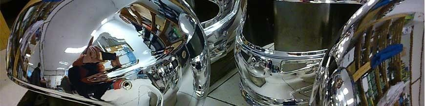 Metalcrome Chrome effect painrt