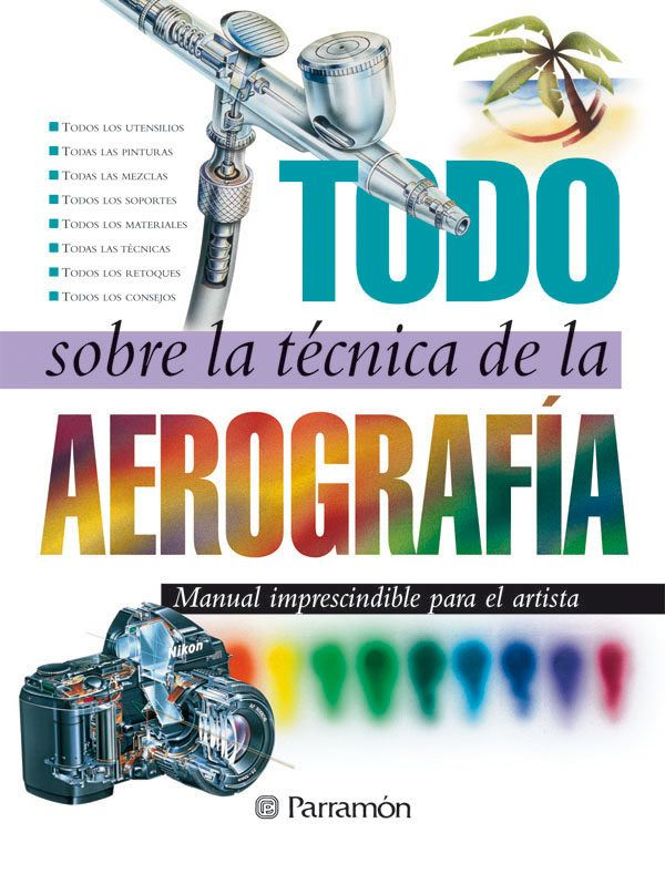 tutorial / manual aerografia